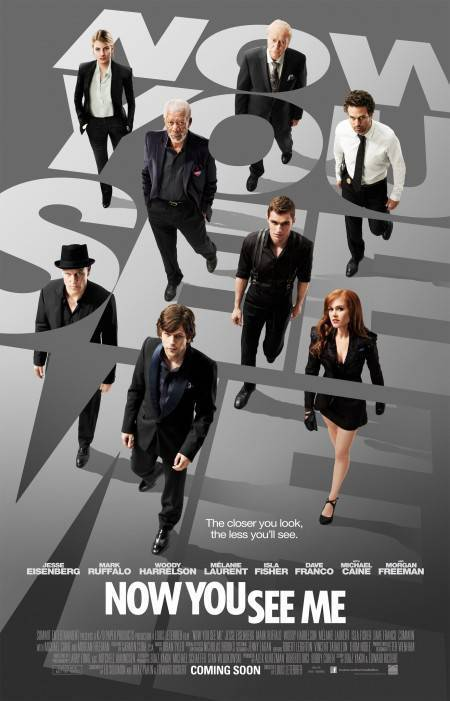 Now You See Me 2013 EXTENDED EDITION BRRip XviD-AcTUALitY