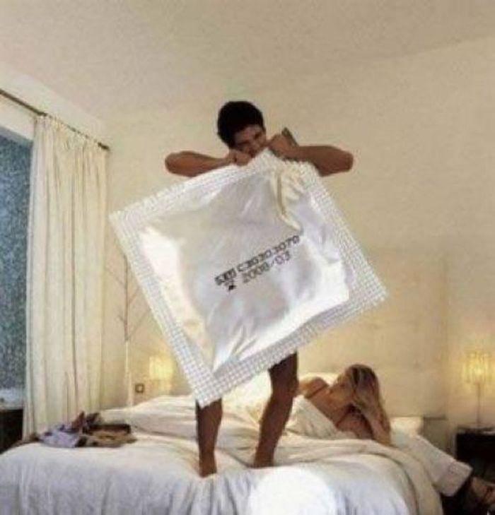 Najdziwniejsze prezerwatywy 6