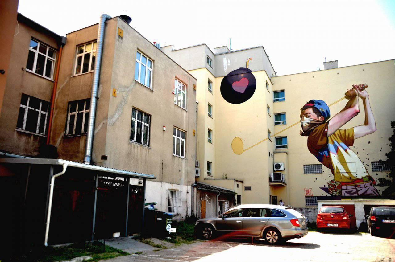 Street Art - sztuka ulicy #7 16