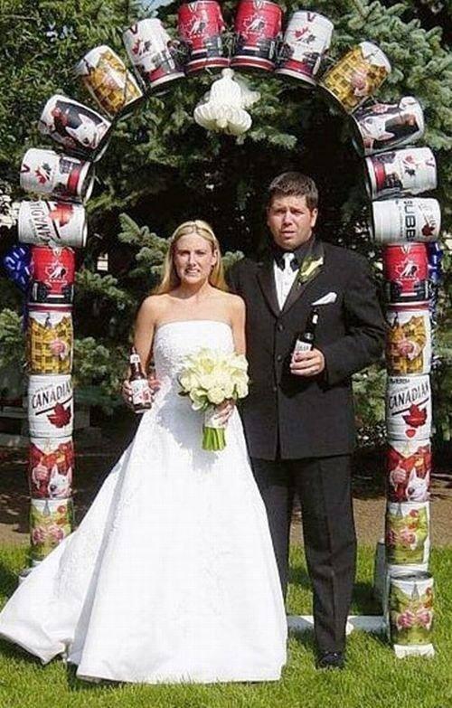 Najdziwniejsze zdjęcia ślubne 43