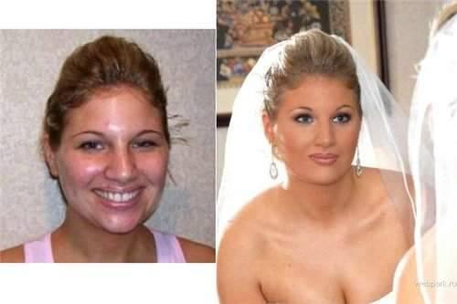 Kobiece metamorfozy: makijaż ślubny 19