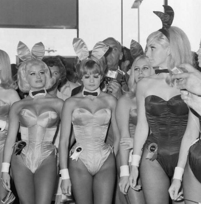 Króliczki Playboya z perspektywy czasu 54