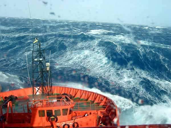 Wypadki na morzu 9