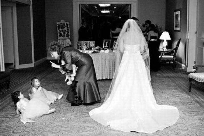 Śmieszne zdjęcia weselne 35