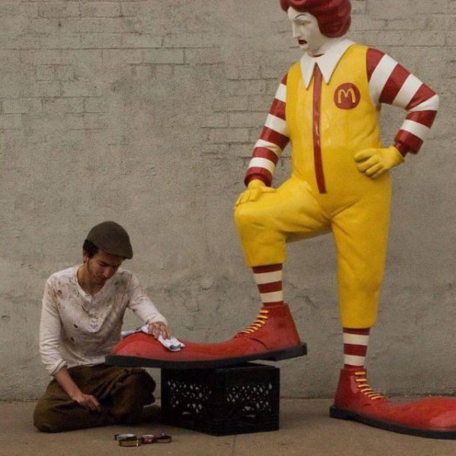 Banksy w Nowym Jorku 19