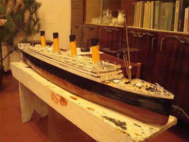 Zrób sobie Titanica 2