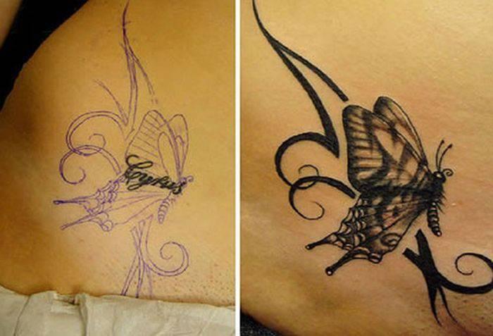 Tatuaże do poprawki 6