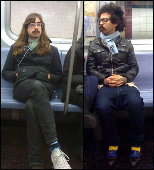 Hipsters - dziwna subkultura 24