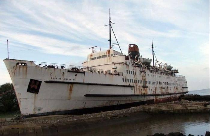 Opuszczone statki 17