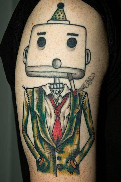 Świetne tatuaże 8