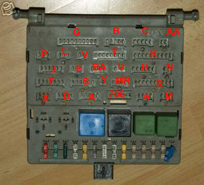 peugeot 205 gti fuse box diagram peugeot image fuse relay board help misc general technical 205gtidrivers com on peugeot 205 gti fuse box diagram
