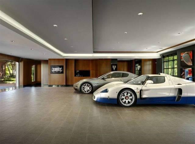 Garaże dla wyjątkowych samochodów 23