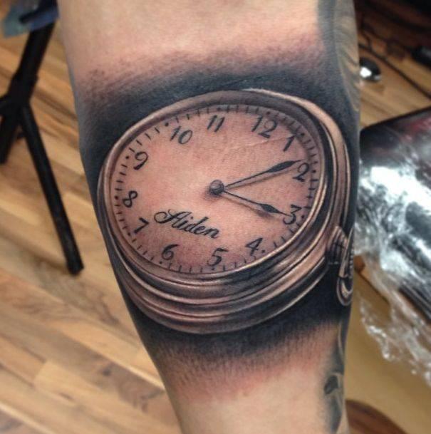 Realistyczne tatuaże #3 36