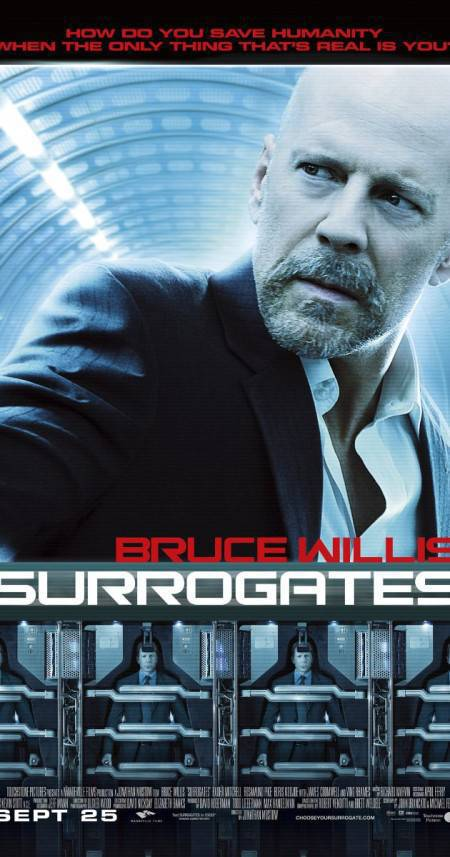 Surrogates (2009) DVDRip XviD-MAXSPEED