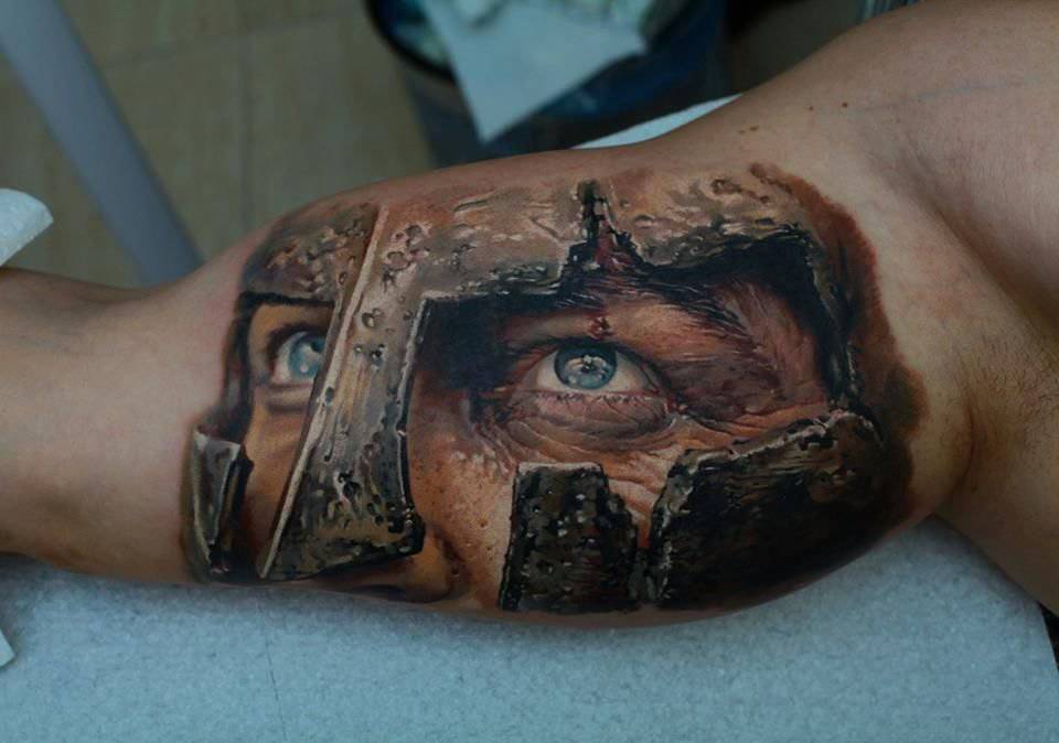 Realistyczne tatuaże #4 1