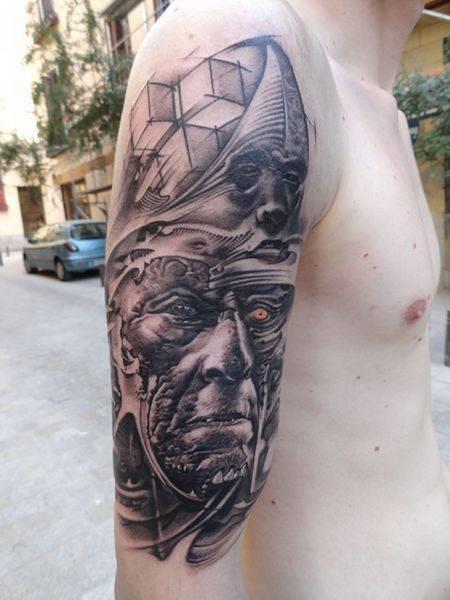 Super tatuaże #2 5