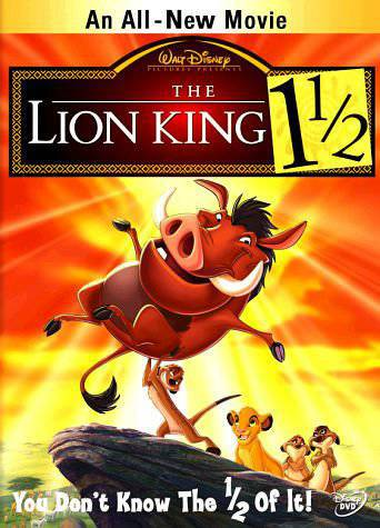 The Lion King 3 (2004) iNTERNAL BDRip x264-EXViDiNT