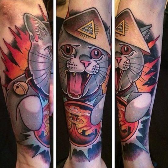 Odważne tatuaże #3 22