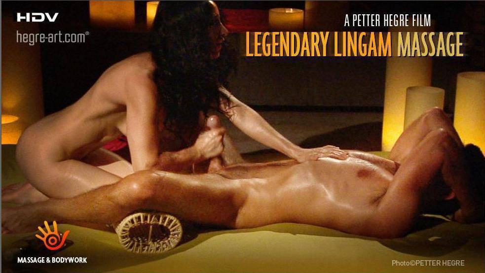 Serena - Legendary Lingam Massage (2011) [FullHD 1080p]