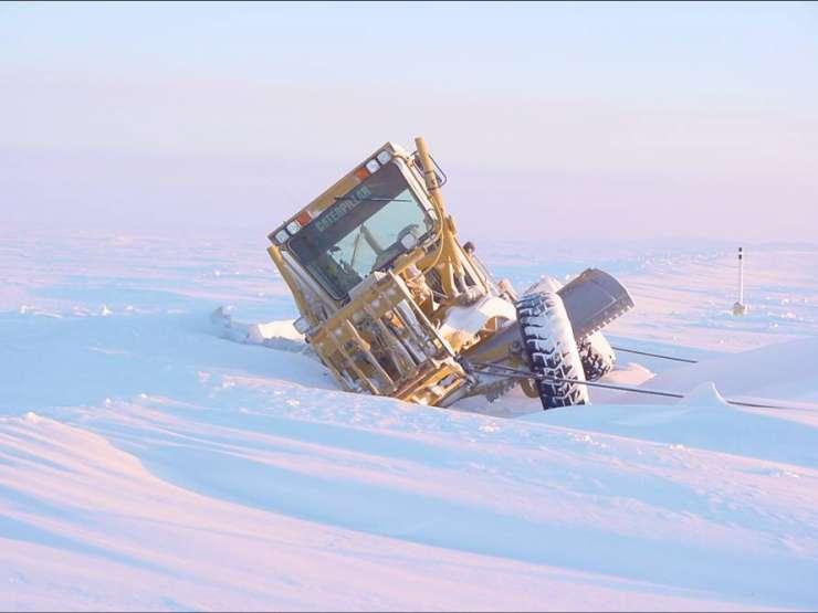 Kanadyjskie drogi lodowe 30