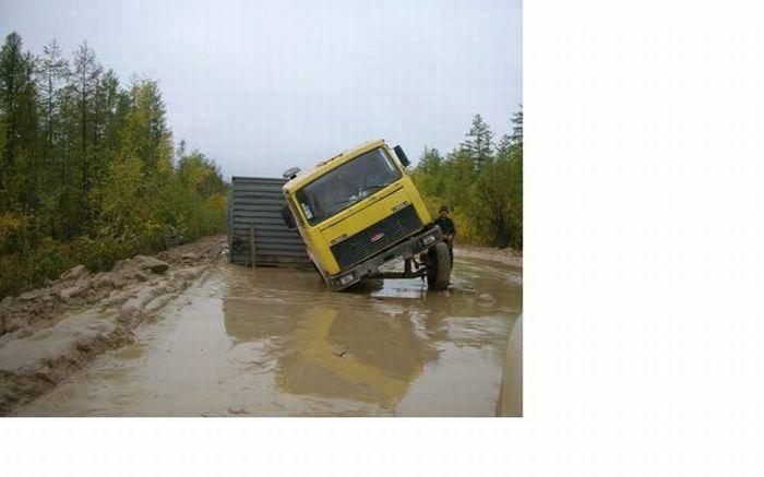 M56 Lena - najgorsza droga na świecie 50