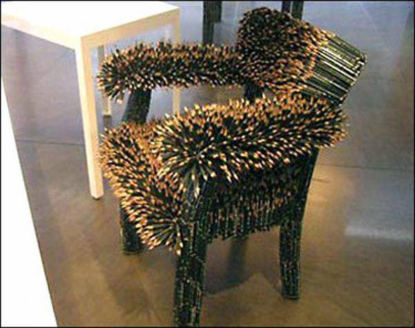 Najdziwniejsze krzesła 75