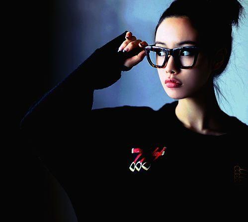 Dziewczyny w okularach #3 15