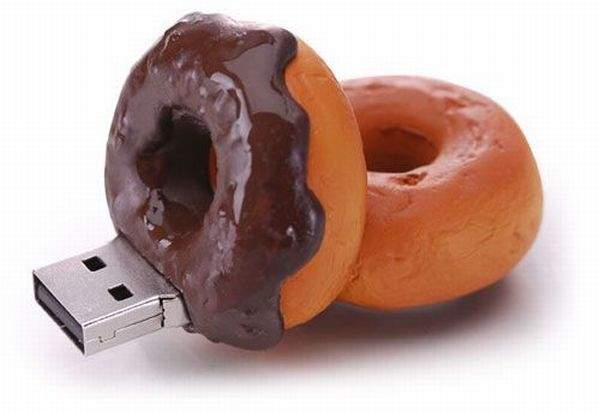 Niecodzienne pendrive'y 22