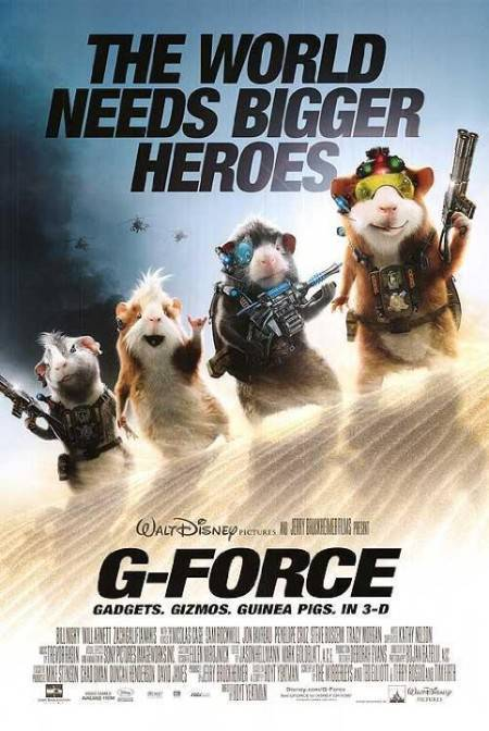 G Force 2009 1080p BluRay x264-HDEX
