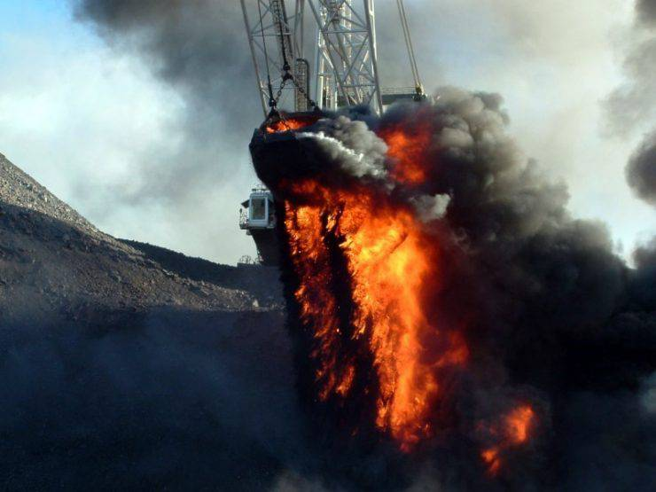 Wypadki w kopalniach odkrywkowych 17