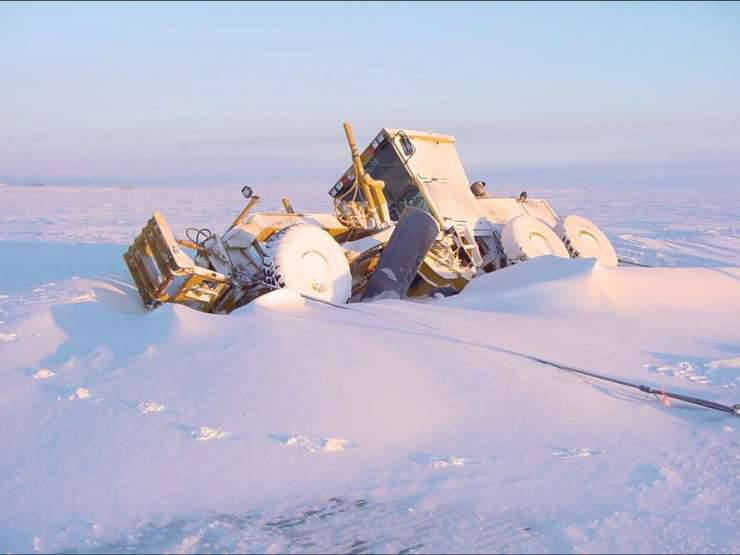 Kanadyjskie drogi lodowe 31