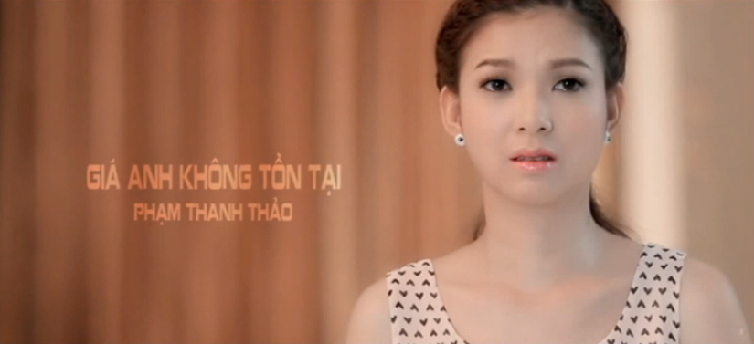 Album vol 11 Phạm Thanh Thảo - Giá Như Anh Không Tồn Tại DVD5