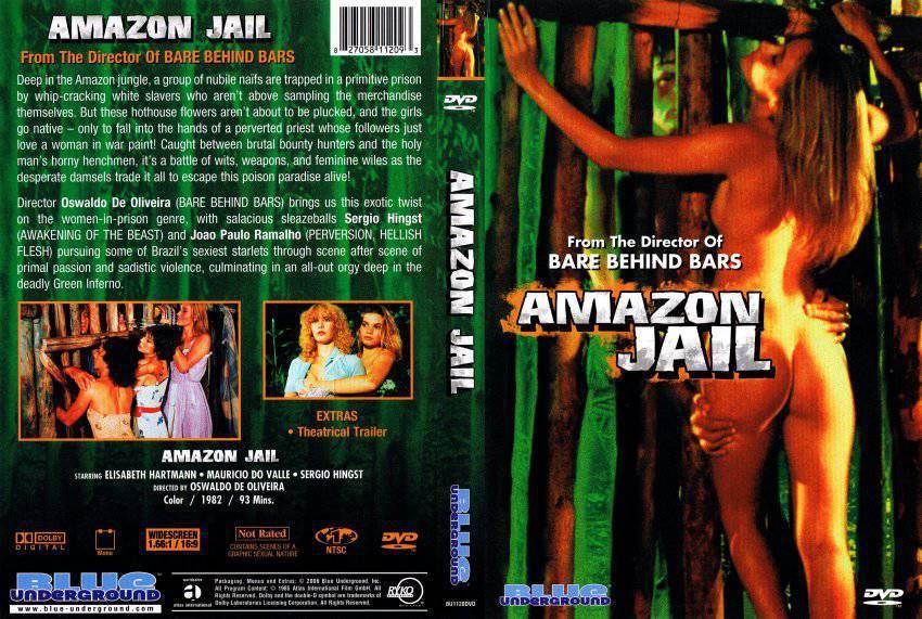 [三級大片]Amazon.Jail(很經典...推薦)