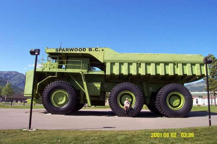Największe ciężarówki świata 22