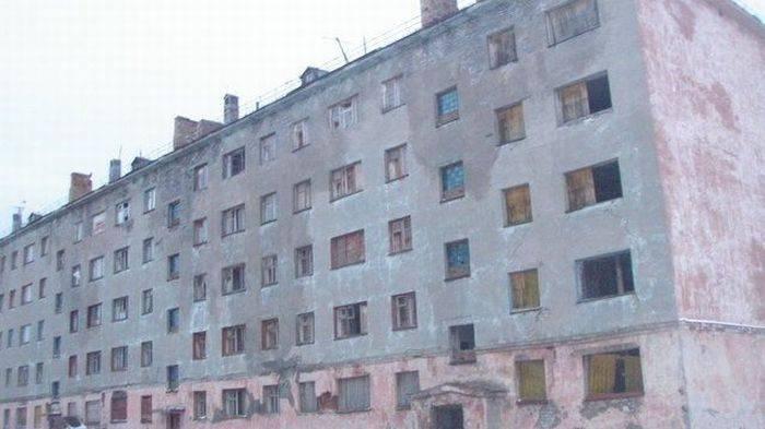 Gremikha - opuszczona baza wojskowa 11