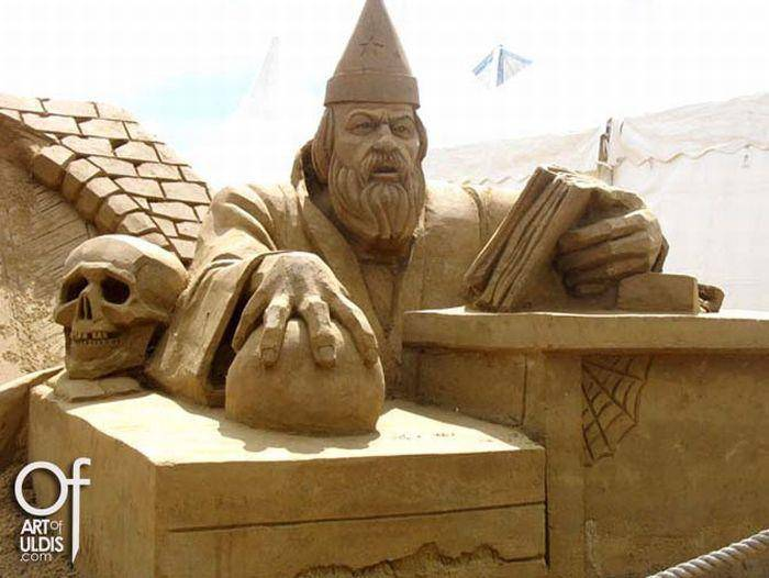 Rzeźby z piasku #2 17