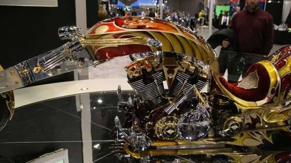 Złoty chopper 2