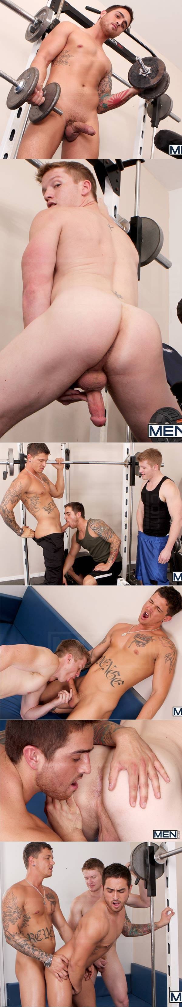 Sebastian Young, Riley Price & Bryce Star