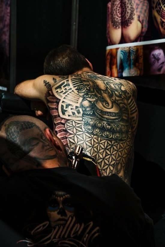 Świetne tatuaże #3 46
