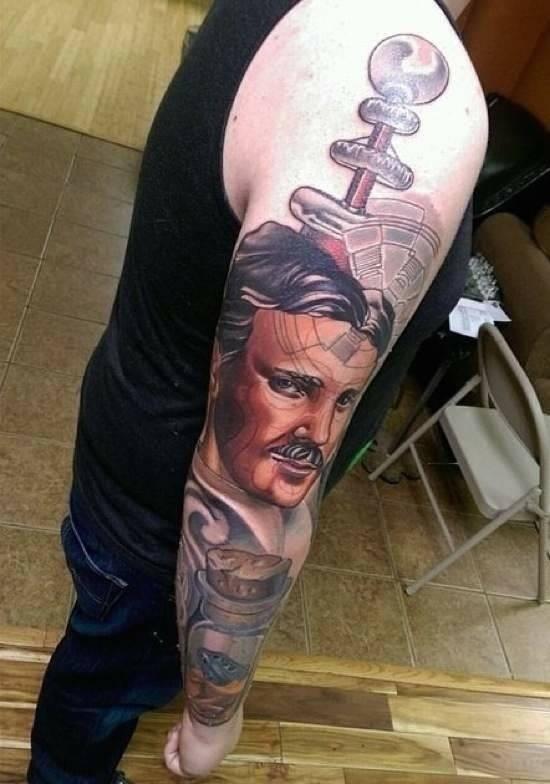 Świetne tatuaże #3 35