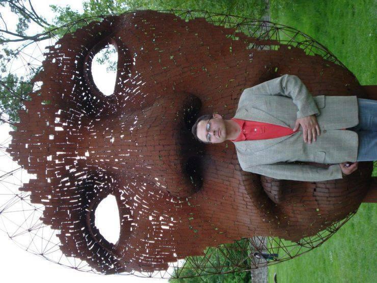 Nowoczesne rzeźby 5