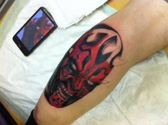 Odważne tatuaże #6 33
