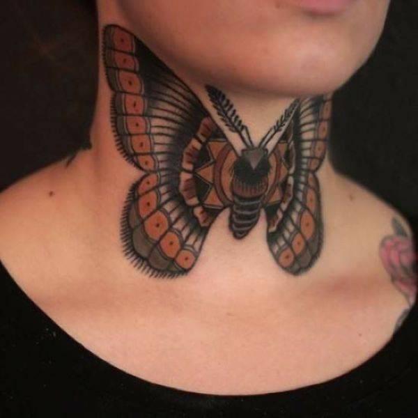 Odważne tatuaże #6 3