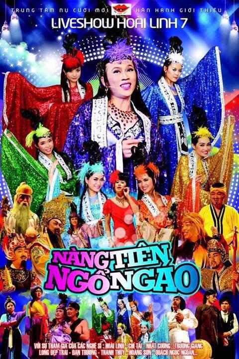 LiveShow Hoài Linh 7-Nàng Tiên Ngổ Ngáo [DVD.ISO]