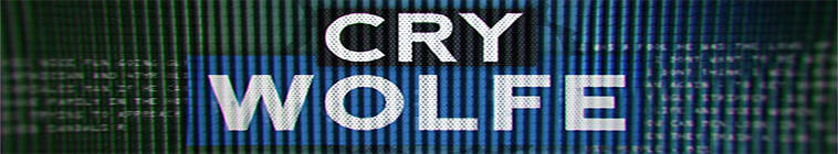 Cry Wolfe S01E12 You Will Meet A Tall Dark Liar HDTV XviD-AFG