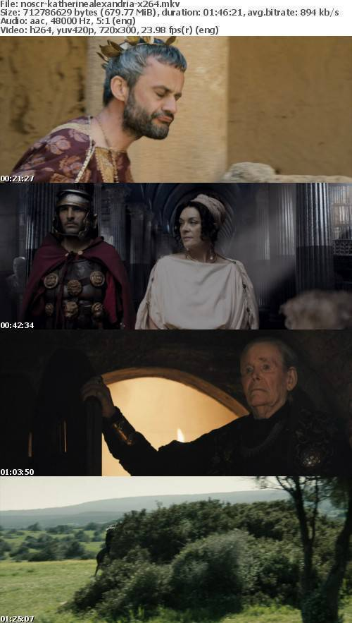 Katherine of Alexandria 2014 BDRip x264-NOSCREENS