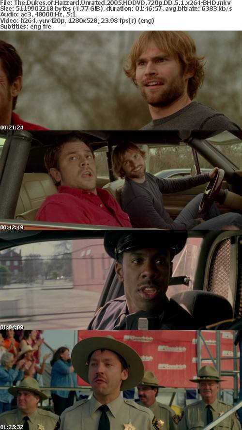 The Dukes Of Hazzard (2005) Screenshots