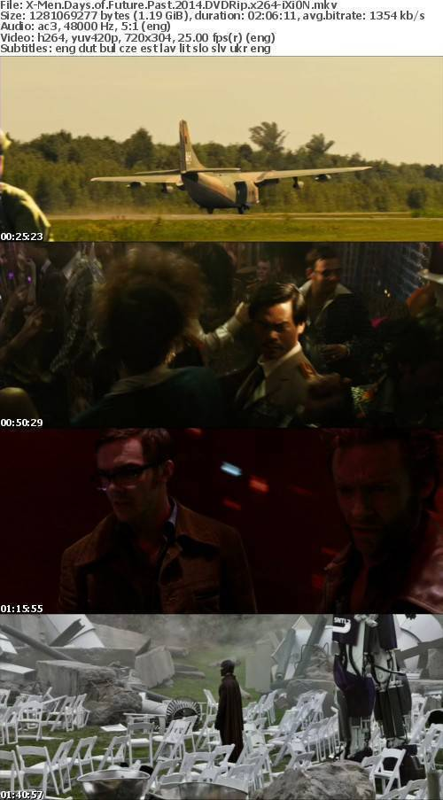 X-Men Days of Future Past 2014 DVDRip x264-iXi0N