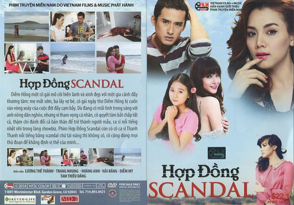 Hợp Đồng Scandal (DVDrip-AVI) - 41/41 tập