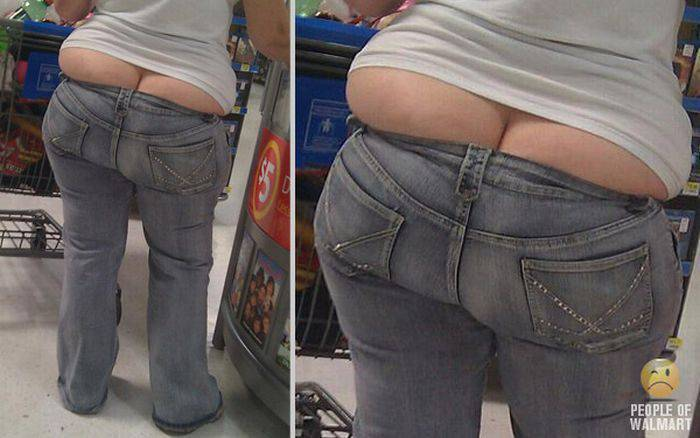 Najdziwniejsi klienci z WalMart #10 4